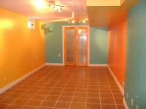 Large Room to rent.  Incudes Hydro,Laundry, TV, Internet.