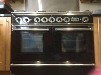 Falcon Dual Fuel Range Cooker excellent condition £350