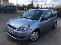 Ford fiesta 1.25 2006 *facelift model* Manual Petrol Low Millage Excellent Condition
