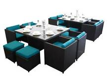 12 Seat Outdoor Dining Set Wangara Wanneroo Area Preview
