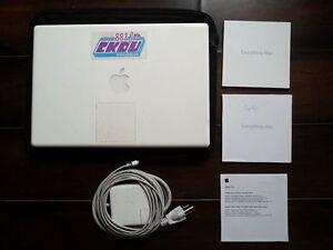 2008 White Macbook