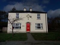 3 bedroom house to let in Cranagh, Plumbridge. OFCH