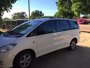2003 Toyota tarago Queenton Charters Towers Area Preview