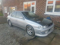 Impreza wrx 260 bhp classic only 2 owners low miles l@@k l@@k modified