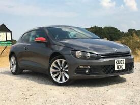 2012 Volkswagen Scirocco 2.0TDI -- Diesel - Part Exchange Welcome - Drives good