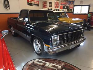 1985 c10 SOUTHERN TRUCK