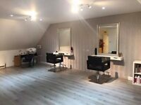 Self empoyed hairstylist wanted for new boutique salon