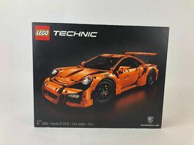LEGO 42056 Technic Porsche 911 GT3 RS (2,704 Pieces) NEW UNOPENED