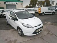Ford Fiesta 1.6tdci 95ps Econetic Air Con DIESEL MANUAL WHITE (2012)
