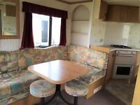 Cheap static caravan for sale in Skegness/Mablethorpe/Ingoldmells/LOW SITE FEES/entertainment/lakes