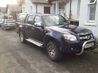 Mazda BT50 Double Cab Pick-up