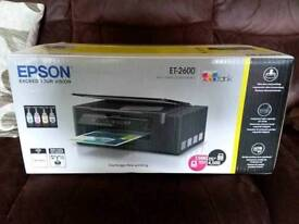 Epson et-2600 wireless printer