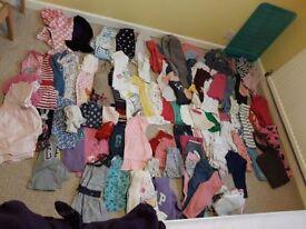 bundle 12-24 month girls clothes