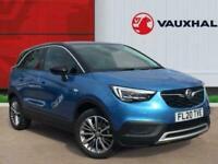 2020 Vauxhall CROSSLAND X 1.2 Turbo Ecotec Griffin Suv 5dr Petrol Manual s/s 110