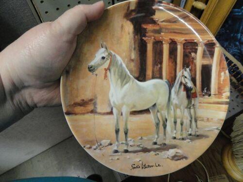 ARABIAN HOSE PLATE