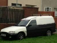 Great wee van