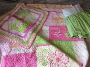 Girl Bedding Set