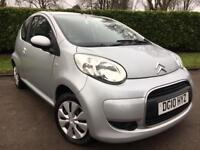 Citroen C1 2010 1.0i VTR+ £20 TAX + LOW MILES*