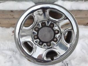 """Looking for 4 - 16"""" GM/Chev Rims"""