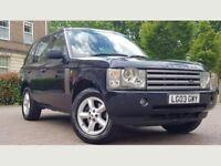 Land Rover Range Rover 4.4 V8 HSE SUV 5dr Petrol Automatic((FSH+SATNAV+SUNROOF+2F KEEPERS))
