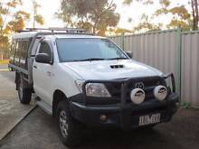2010 Toyota Hilux Ute Rupanyup Yarriambiack Area Preview