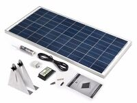 120Wp Narrow Boat Solar Kit