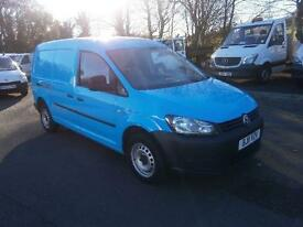 Volkswagen Caddy Maxi 1.6 Tdi 102Ps Van DIESEL MANUAL BLUE (2011)