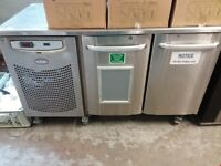 REFURBISHED LIKE NEW !!! REFRIGERATOR * FOSTER * PREMIUM 2 DOORS COUNTER