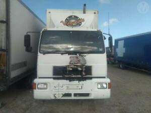 MAN 22SE Curtainside Truck 2001 wrecking now.#Stock no MAN959 East Albury Albury Area Preview