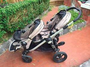 Baby Jogger City Select Double Pram Ascot Vale Moonee Valley Preview
