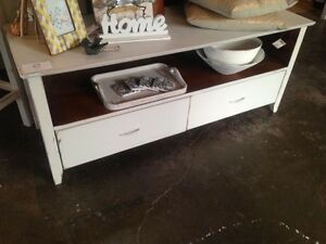 Timber TV Cabinet - $135 - Furniture Miami Gold Coast South Preview