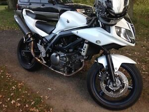 2011 Sv650 need gone for shop build