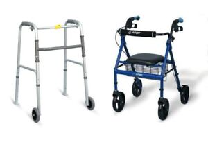 AMG Walker and Rollator *BRAND NEW*
