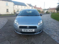 2007 Fiat Grande Punto 1.2, 90k miles, comes with fresh 12 months Mot, all handbooks and V5