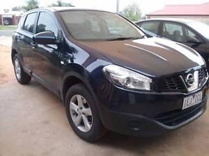 2011 Nissan Dualis Wagon Buronga Murray-Darling Area Preview