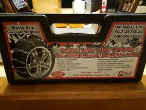 NEW IN BOX tire chains