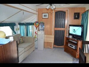 Camping Trailer 44ft