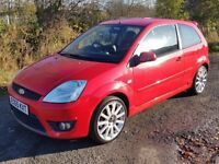 Ford Fiesta ST 150Bhp **64000 MILES**12 MONTHS MOT**Excellent Example**Wheels just refurbed + more