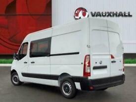 2020 Vauxhall Movano 2.3 Cdti 3500 Biturbo Edition Panel Van 5dr Diesel Manual F