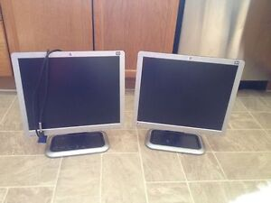 17 Inch LCD Monitors (HP)