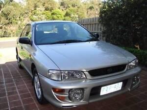 1999 Subaru Impreza Sedan Mill Park Whittlesea Area Preview