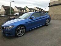 BMW 4 SERIES MPORT AUTOMATIC - 420I - 19 inch Alloys