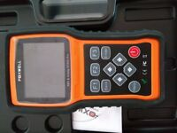 Car Diagnostic Tool Foxwell NT630 AutoMaster Pro ABS Airbag Reset