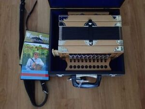 Weltmeister Cajun Accordion (D)