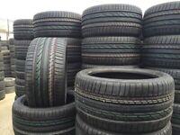 225/45/18 Goodyear, Bridgestone BMW Runflat Tyres, Good Part worn Used 255/40,245,275/35,17/19/20,50