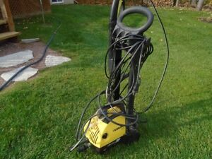 ELECTRIC POWER WASHER.