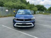 2021 Vauxhall CROSSLAND 1.2 Turbo Ecotec Sri Nav Suv 5dr Petrol Manual s/s 110 P