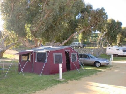 2010 Custom built Follow Me camper trailer Alexander Heights Wanneroo Area Preview