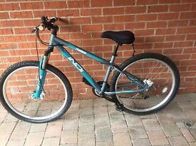 Women's mountain bike, only used a handful of times