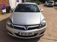 2010 Vauxhall Astra 1.6 16v Sport Hatch SRi petrol manual